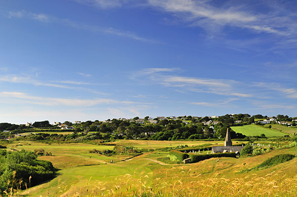 St Enodoc Golf Club 13th hole