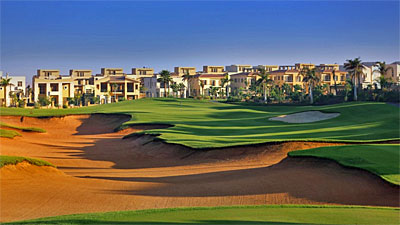 Allegria golf course Egypt