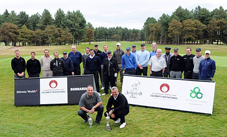 The stars line up at Archerfield