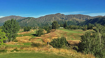 Arrowtown Golf Club - photo by Fergal