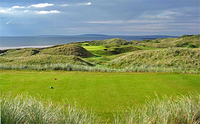 Ballybunion Old course - photo by Ulrich Mayring