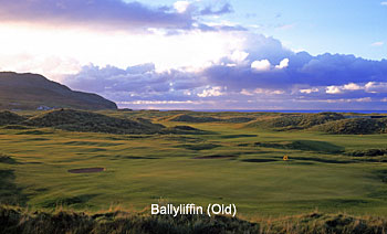Ballyliffin Golf Club Old course
