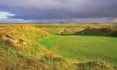 Ballyliffin Old Course - Tank