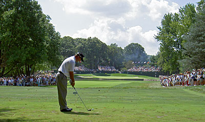 Baltusrol Lower course 2005 PGA Championship