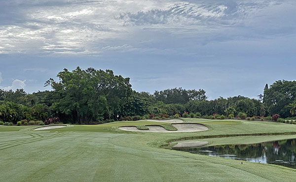 Banyan Golf Club 14th hole