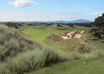 Barnbougle Dunes - 5th hole