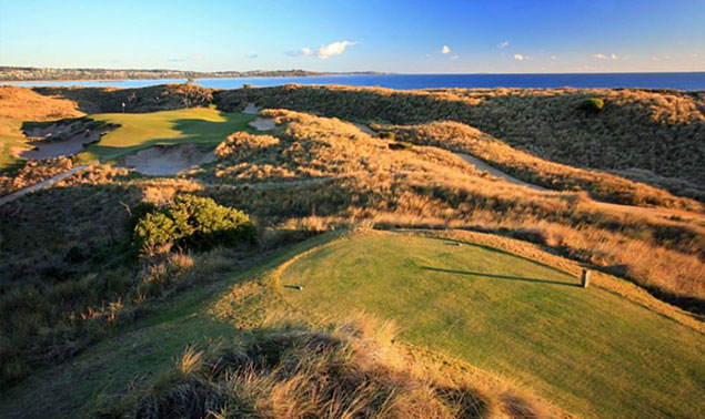 Barnbougle Dunes - photo by Gary Lisbon