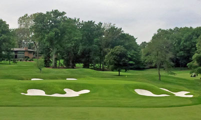 Bellerive Country Club - 10th hole
