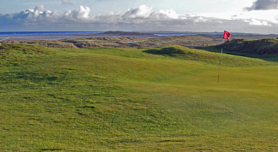 Berwick-upon-Tweed Golf Club - Goswick Links