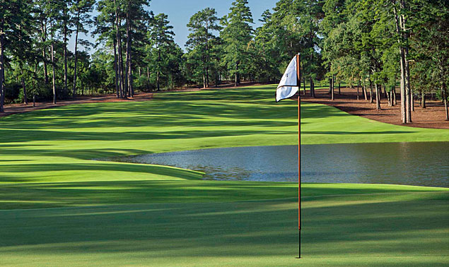Bluejack National 1st hole