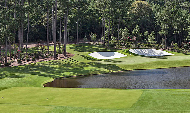 Bluejack National 12th hole
