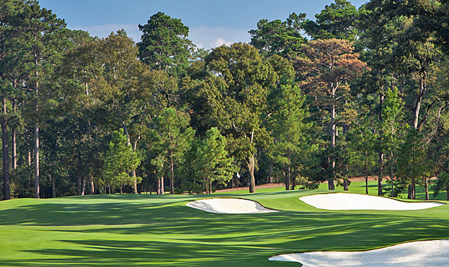 Bluejack National 6th hole