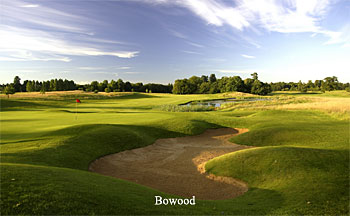 Bowood Golf Resort - Wiltshire