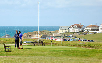 Bude & North Cornwall - Putting Green