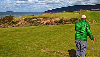 Cabot Cliffs - photo courtesy of the reviewer