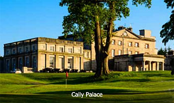 Cally Palace golf course