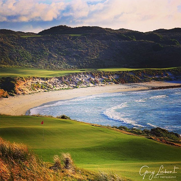 Cape Wickham - photo courtesy of Gary Lisbon
