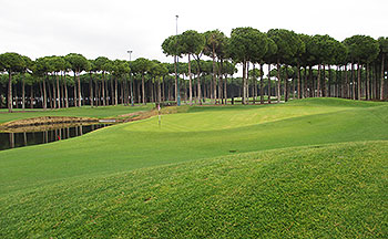 Carya Golf Course - Photo by reviewer