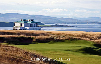 Castle Stuart - photo by Masa Nishijima