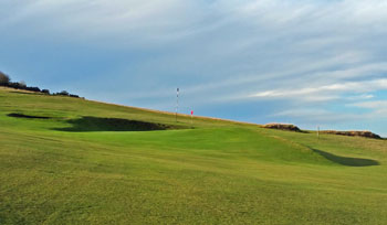 Cleeve Hill 3rd Green