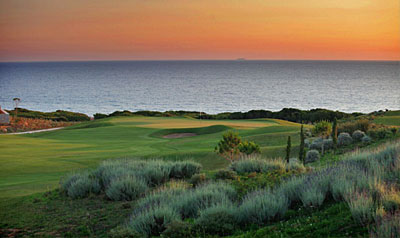 Costa Navarino Dunes course