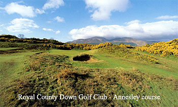 Royal County Down Golf Club - Annesley course