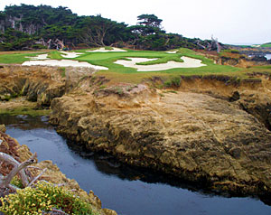 Cypress Point 15th - photo by David