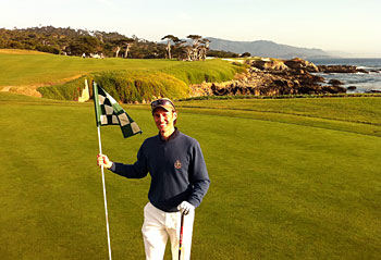 Cypress Point Club - photo of David the reviewer