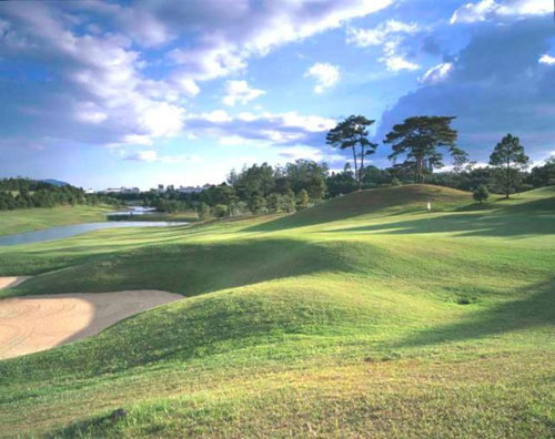 Dalat Palace named Vietnam's best course
