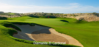 Diamante El Cardonal golf course