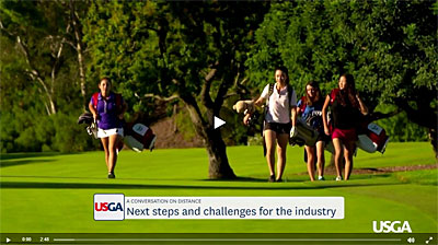 USGA Distance Insights