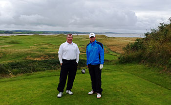 Donegal Golf Club - photo by reviewer