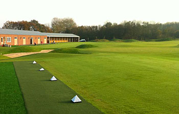 The Dutch - Driving range - photo by David Davis