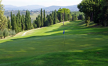 Ugolino - 9th hole - photo by Dave Finn