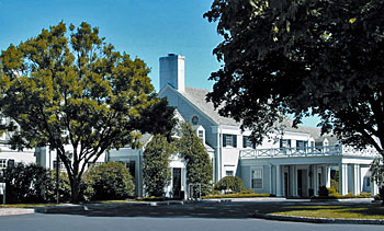 Forsgate Country Club Clubhouse