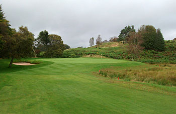 Gleneagles PGA Centenary course - photo by Jim McCann