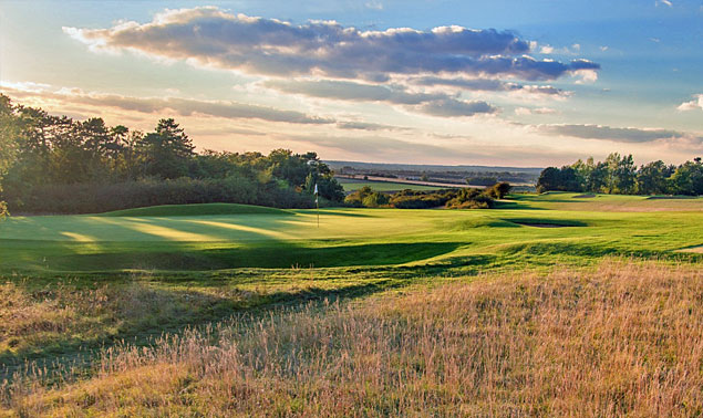 Old course - Gog Magog Golf Club