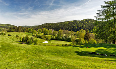 Cihelny Golf Resort