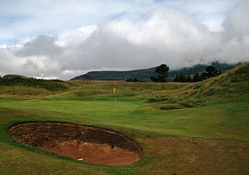 Golspie Golf Club - photo by Jim McCann