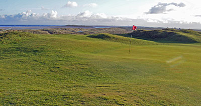Berwick Upon Tweed Golf Club - Goswick Links