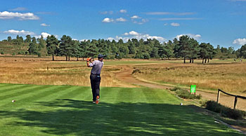 Hankley Common - 10th hole