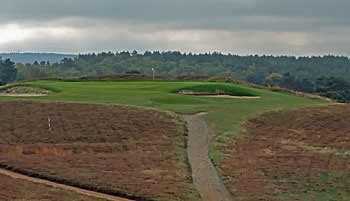 Hankley Common 7th hole
