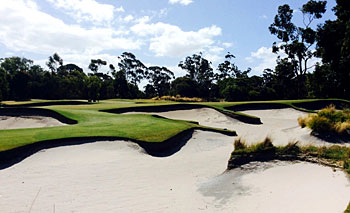 Huntingdale Golf Club - photo by Fergal