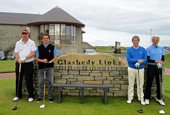 Ballyliffin Glashedy course