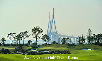Jack Nicklaus Golf Club - Korea