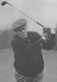Finish of the drive. James Braid on his 80th Birthday from James Braid by Bernard Darwin