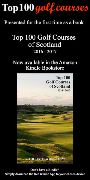 Top 100 Golf Courses of Scotland