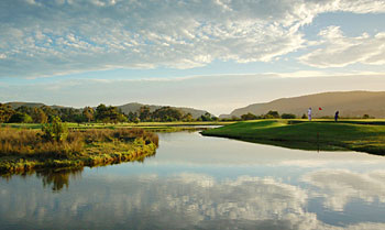 Knysna Golf Club 12th hole - photo by David Mack