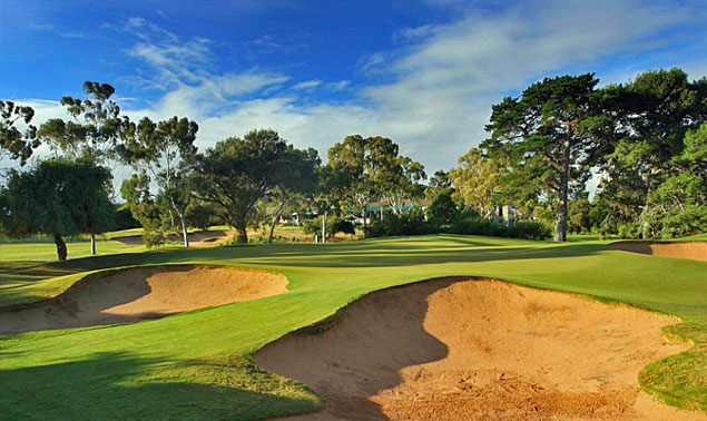 Kooyonga Golf Club - photo by Gary Lisbon