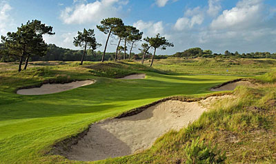 La Mer at Golf du Touquet